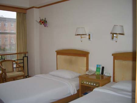 Hostel Facilities Qingdao Technological University